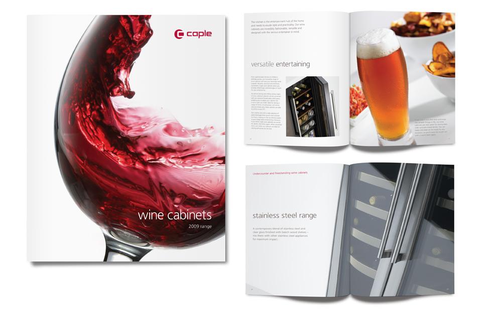 Caple Brochures
