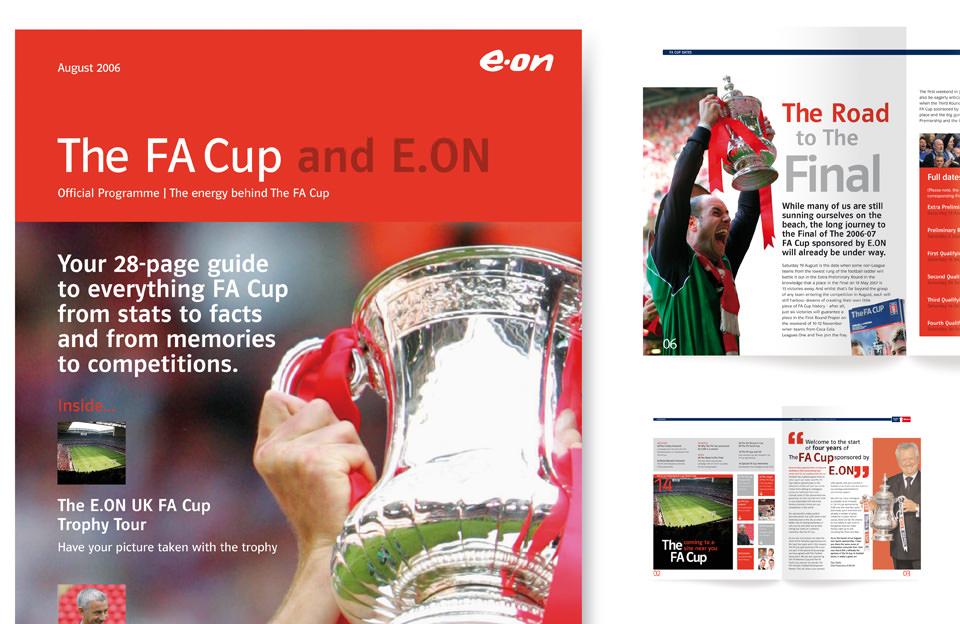 E.on FA Cup Sponsorship