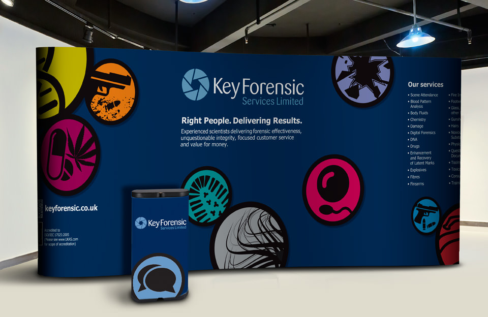 Key Forensic Exhibition