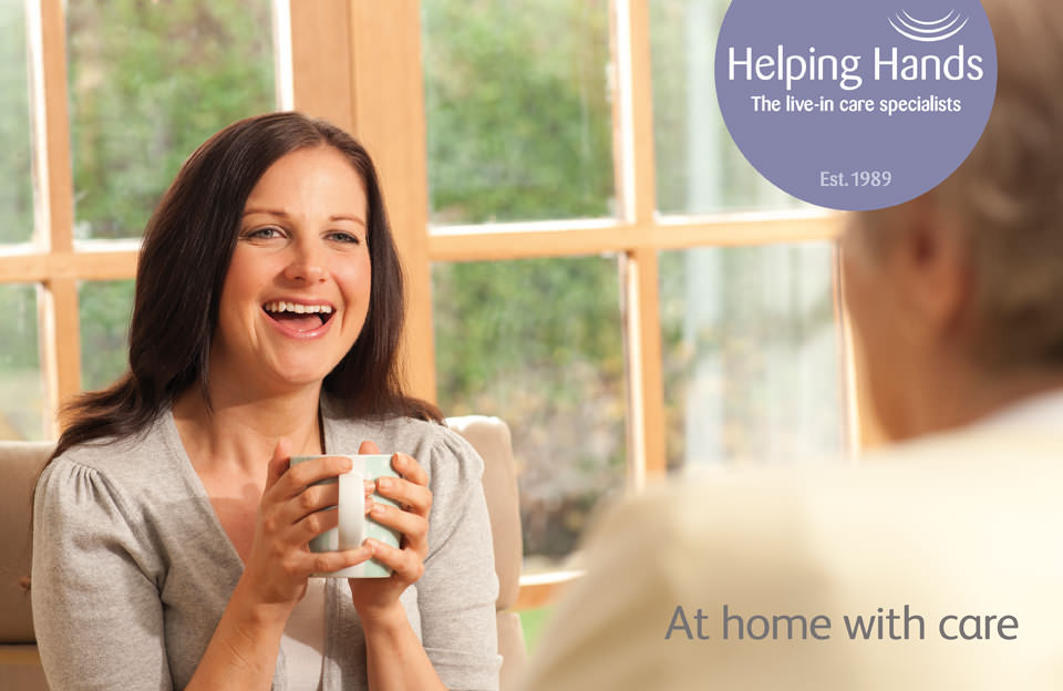 Helping Hands At Home With Care