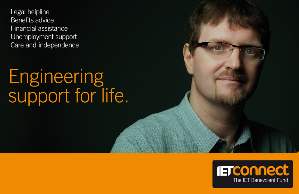 IET Connect Engineering Support For Life