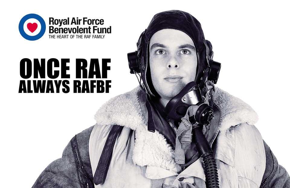 Royal Air Force Benevolent Fund RAFBF Once RAFBF Always RAFBF