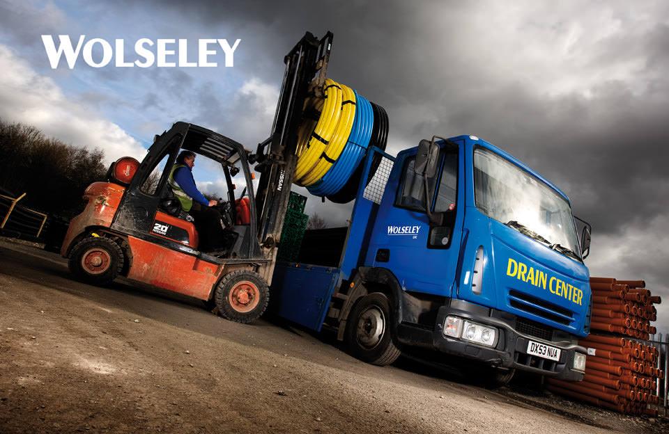 Wolseley - Drain Center