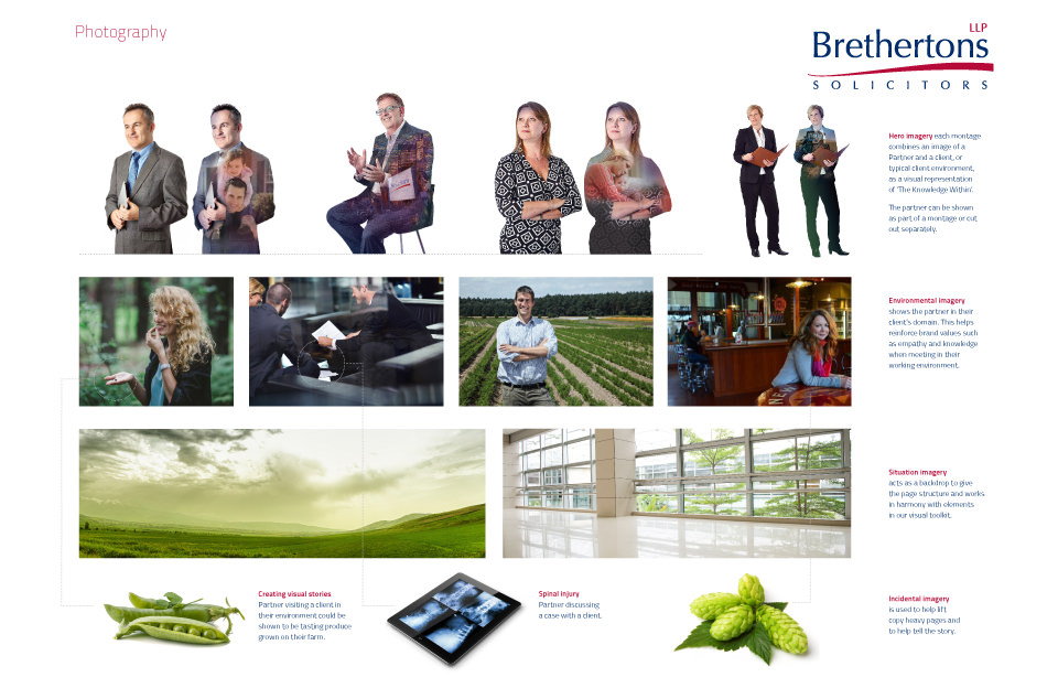 Brethertons. Visual Identity