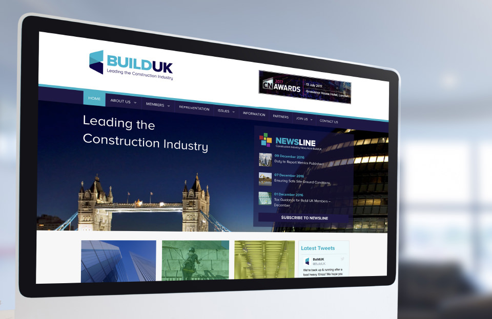 Build UK - Website