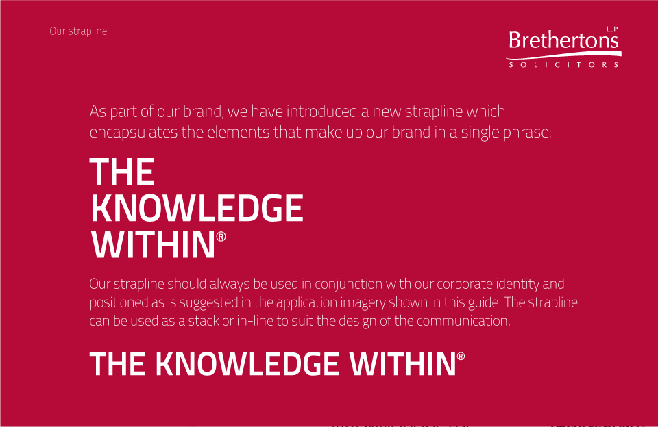 Brethertons. The Knowledge Within.